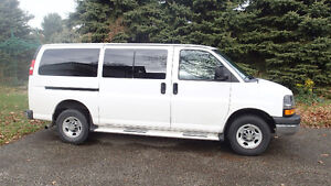 2014 Chevrolet Express Van