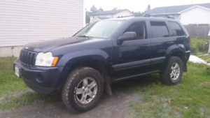 2-2005 jeep grand Cherokee lerados