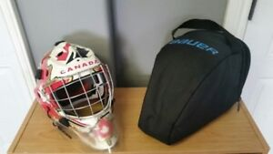 Team Canada Bauer NME 7 Goalie Mask