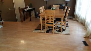 210 Sq.Ft Oak Laminate Flooring