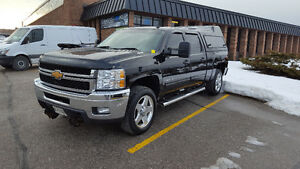 2014 Chevrolet Silverado 2500 LTZ with sunroof Pickup Truck
