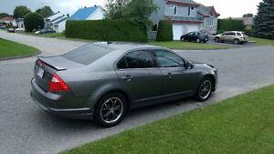 2010 Ford Fusion Familiale