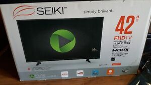 42 Inch Flat Screen Smart Tv