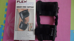 BRAND NEW HINGED KNEE SUPPORT THERAPY PAIN RELIEF