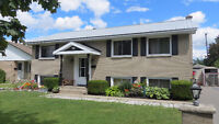 29 Dedrick Dr - All Brick Elevated Bungalow backing onto park