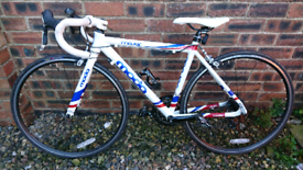 Moda major junior road bike, excellent condition! Ideal Christmas gift