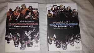 Walking dead compendium comic books