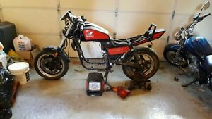 1984 Honda Nighthawk 750 parts bike