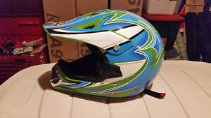 Child ATV / MX helmet