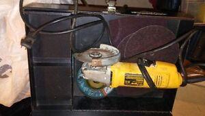Angle grinder DeWALT 4 ½