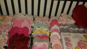 Newborn baby clothes package