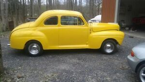 hot rod ford  1946