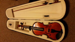Violin Strong Wind 1/2 SIZE  STUDENTS MODEL