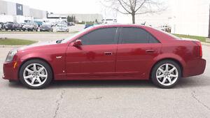 2006 Cadillac CTS V - 6.0 LS2 -400HP Sedan