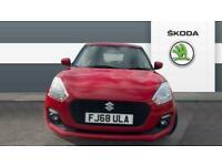 2018 Suzuki Swift 1.0 Boosterjet SZ-T 5dr Petrol Hatchback Hatchback Petrol Manu