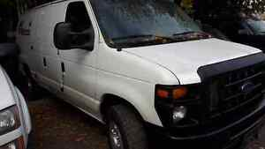2008 Ford E-250** SOLD** van*PAUL YENDALL AUTOS*