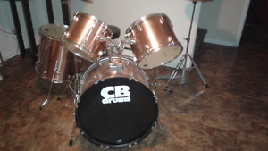 Cb 8 peace drum set
