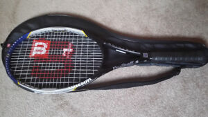 Wilson Pro Staff Titanium 6.6 Racket with Cover