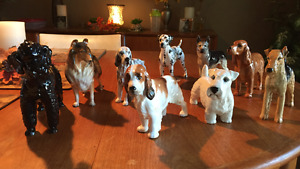Collectable China Dogs