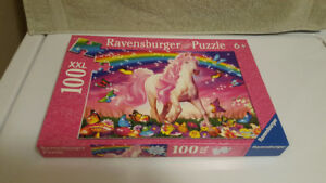 Children's Ravensburger Puzzles - Made In Germany