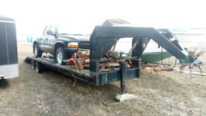 27' Flatbed