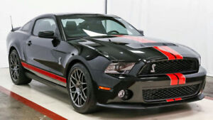 FORD MUSTANG GT 500 SHELBY 2011 + TRACK PACK + 29 000KM