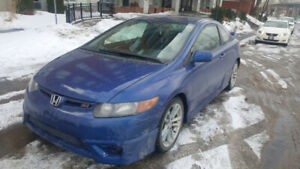 Honda Civic Si Coupe 2006 2.4L