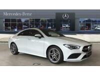 2021 Mercedes-Benz CLA 220d AMG Line Premium Plus 4dr Tip Auto Diesel Saloon Sal