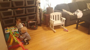 Home based Childcare- 3 spots available Cambridge Kitchener Area image 1
