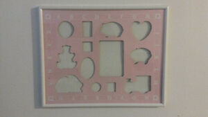 Pretty in Pink - Collage Photo Frame Kingston Kingston Area image 1