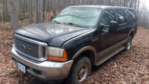 2000 Ford Excursion SUV 4x4 V10