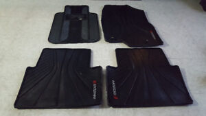 TAPIS DHIVER H. FIT, H, CROSSTOUR, H. CIVIC, W. GOLF, MAZDA 3