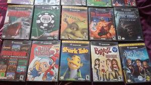 Jeux de GameCube