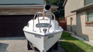 Siren 17 motor and trailer THIS WEEKEND ONLY!