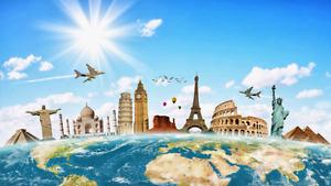 Stationnement durant votre voyage + transport vers l'aéroport !!