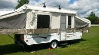 VIKING 12' TRAILER MODEL 2306ST