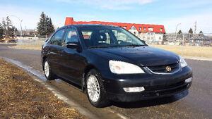 2002 Acura EL Premium Sedan