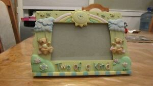 Two of a Kind Children's picture frame