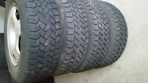 Set of winter tires for sale