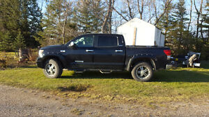 2008 Toyota Tundra Crewmax Limited