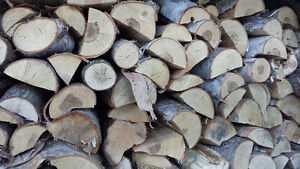 bois de chauffage sec