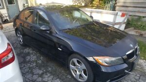 2008 BMW 3-Series Sedan - AS IS - MOTOR BLOWN - PARTS CAR