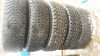 5 NORDIC WINTER TIRES 185/65R/14 FOR SALE