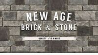 NEW AGE BRICK & STONE