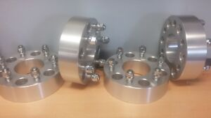 2 INCH ROUGH COUNTRY WHEEL SPACERS