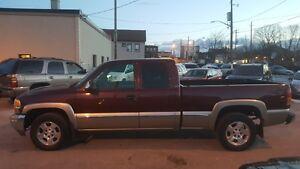 GMC Sierra 1500 4X4 Pickup Truck *** EXTENDED CAB *** CERT $6995
