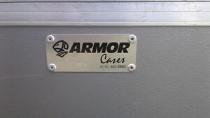 Armor Cases - 3 for sale 3ftx4ft