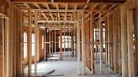 Hiring Residential Framers for Full Time Work