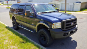 Ford Excursion diesel ultra propre