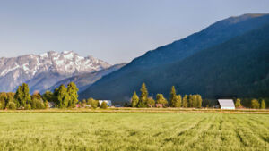 Looking to rent land in BC